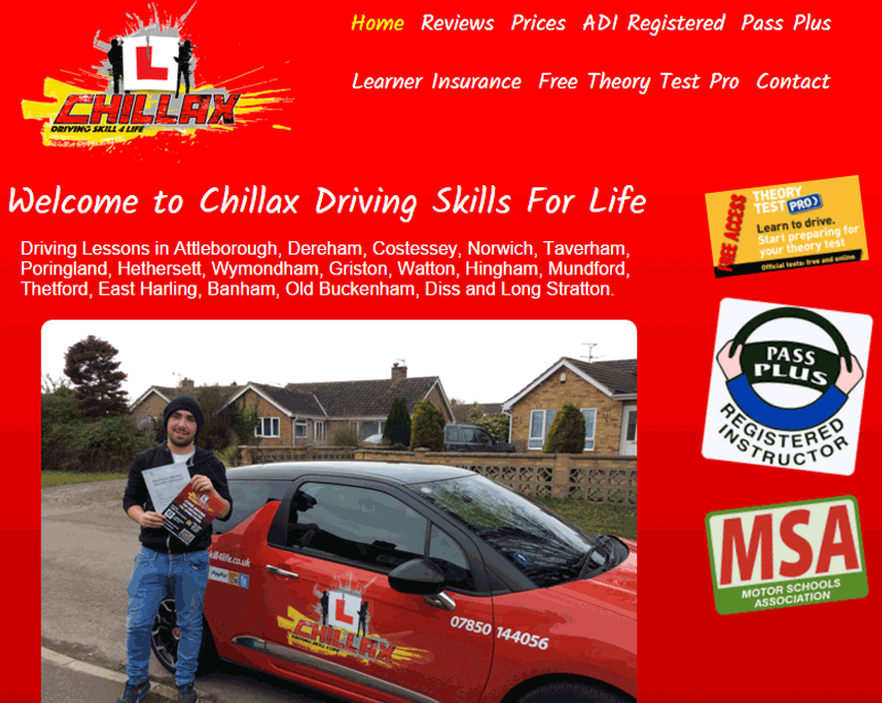 www.chillaxdrivinglessons.co.uk