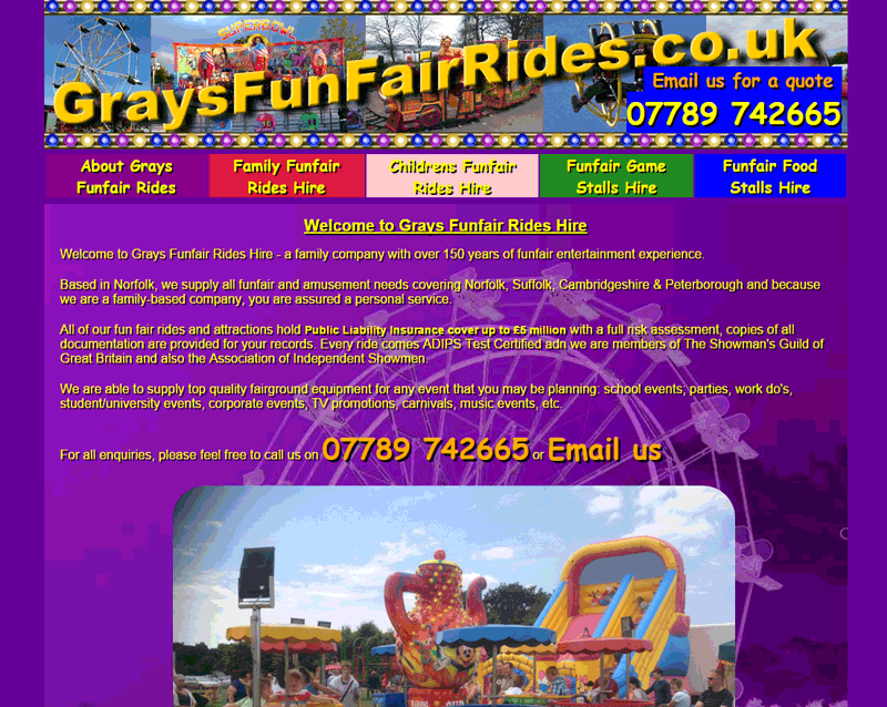 www.graysfunfairrides.co.uk